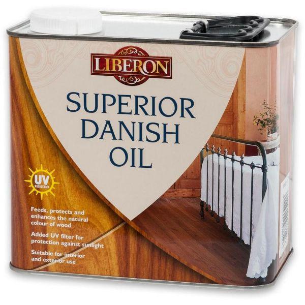 LIBERON DANISH OIL SUPERIOR 5L