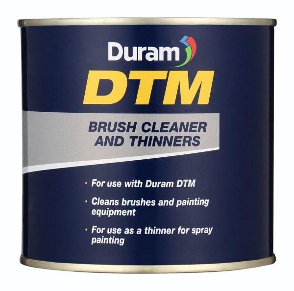 DURAM DTM BRUSH CLEANER AND THINNERS  250ML